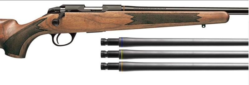 Sako Quad Laukku : Sako rimfire quad hunter pro barrel set