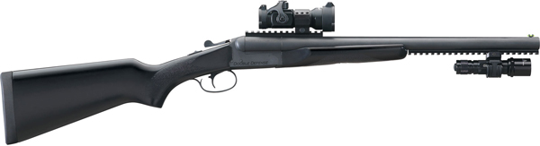 Oakley Gauge 8 >> Stoeger Shotguns: Stoeger Tactical 12 # D/B