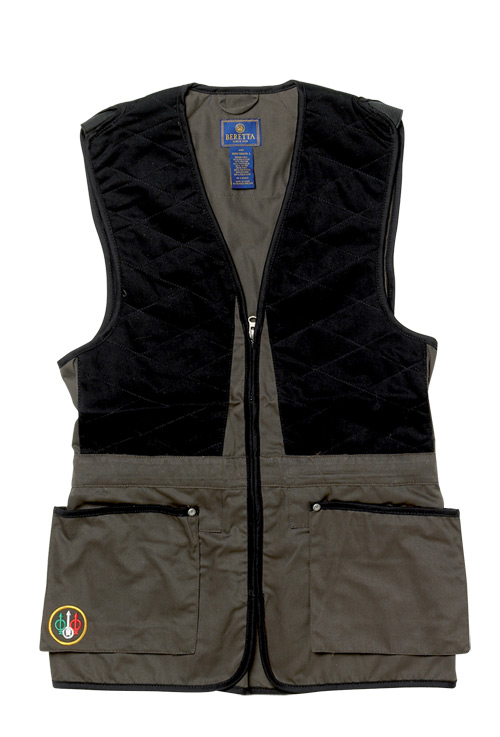 Beretta Trap Vest Beretta Unisex Vest Blue