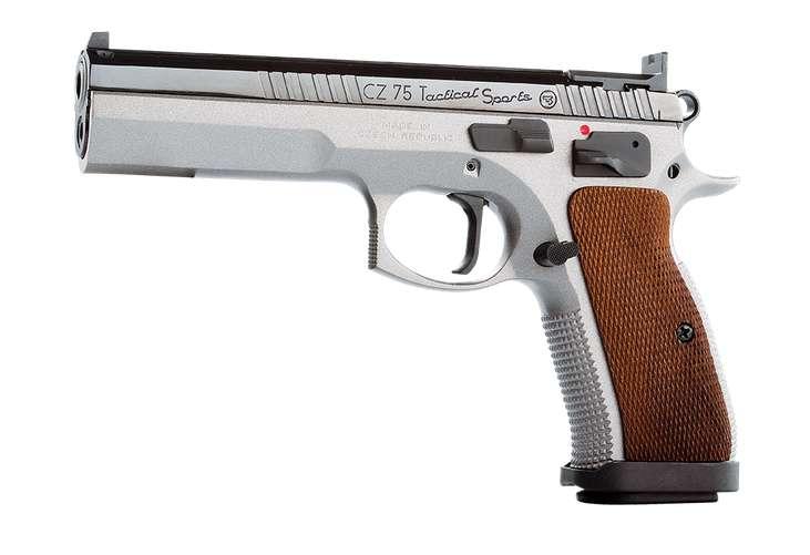 CZ CZ75 Tactical Sport 9MM 120mm